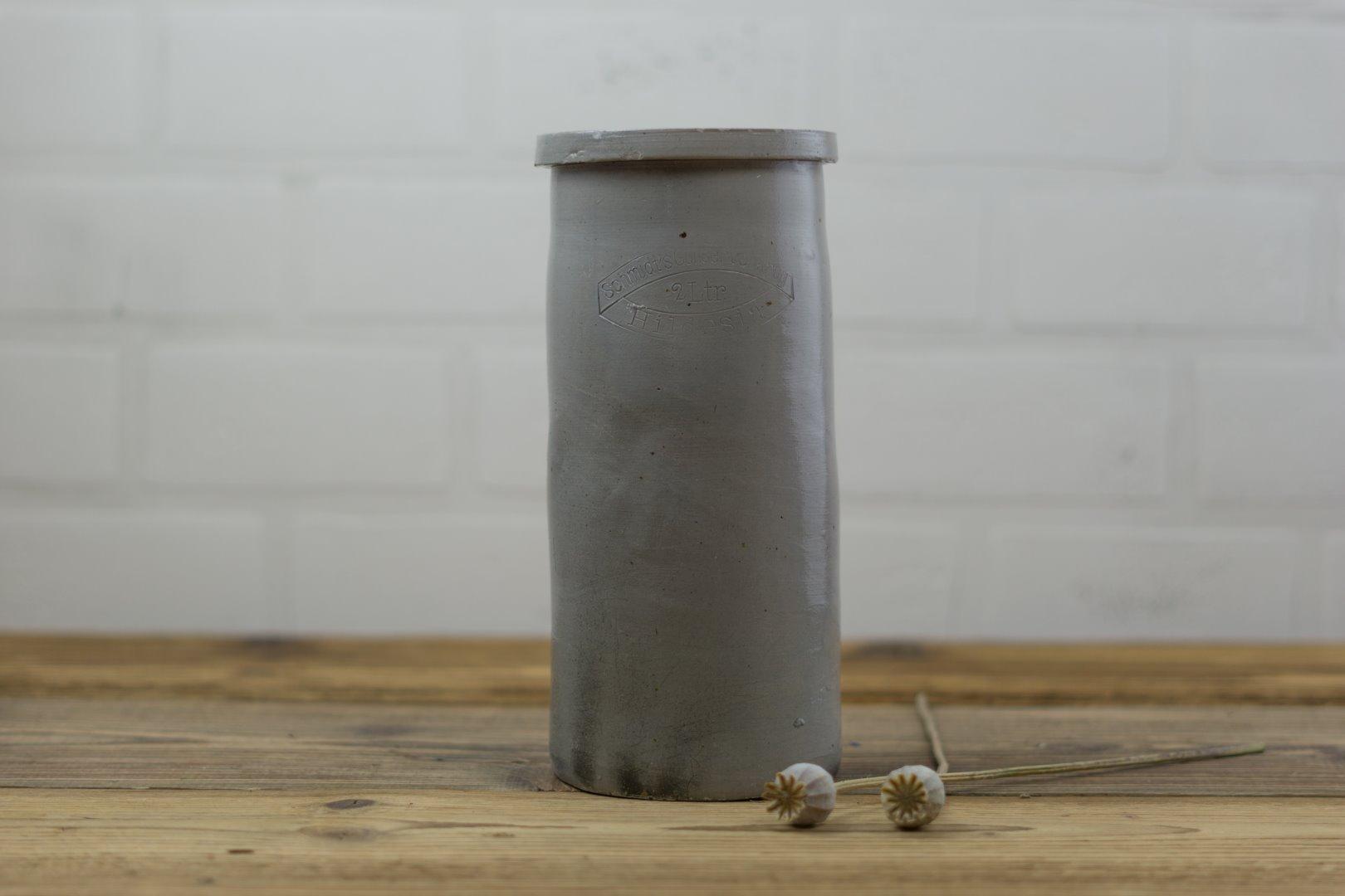 Steinzeugtopf klein