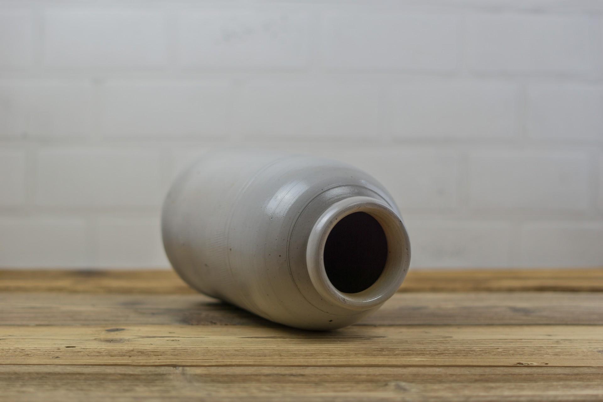 Steinzeug Vase groß